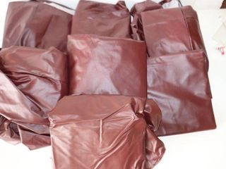 lOT OF PATIO FURNITURE COVERS