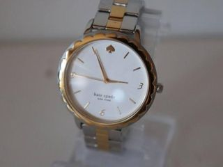 KATE SPADE WOMENS TWO TONE STAINlESS STEEl WATCH