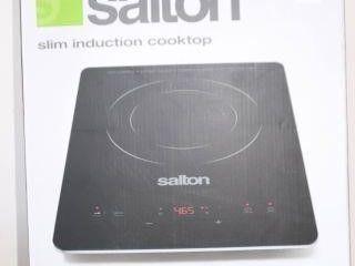 SAlTON SlIM INDUCTION COOKTOP