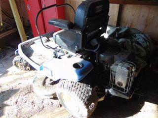 Dixon ZTR 4515B Mower   Needs Battery and Starter