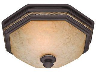 Hunter Fan Company Ventilation Belle Meade Bathroom Fan   light