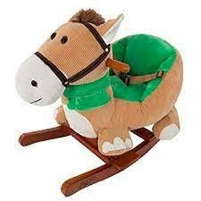 Happy Trails Kids Rocking Horse SEE DESCRIPTION