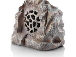 Outdoor Solar Waterproof Bluetooth Rock Speaker
