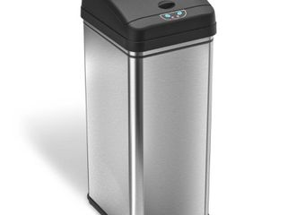 Glide 13G Touchless Trash Can