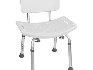 Vaunn Medical Shower Chair w  Back