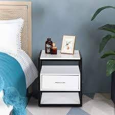 Modern  amp  Simple Style Nightstand