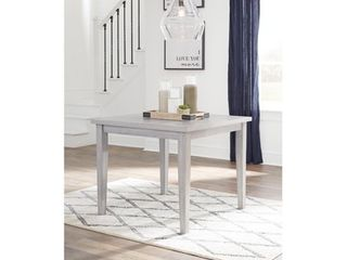 loratti Casual Square Dining Room Table