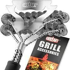 Grill Art Double layered Grill Cleaning Brush