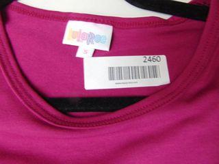 lularoe Maria Maxi Dress Size S