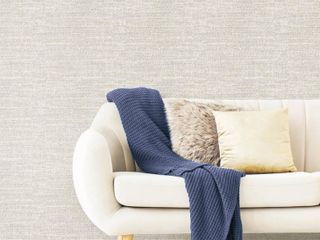 Tweed Peel and Stick Wallpaper