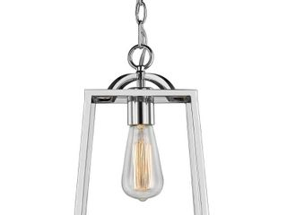 Golden lighting 3074 1P Single light 8in Wide Pendant From the Athena Collection