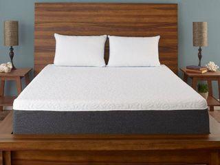 12in Memory foam mattress king