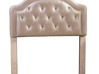 Full Karley Headboard Pink   Hillsdale Furniture