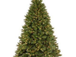 6 5 ft  Winchester Pine Tree with Clear lights