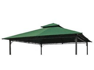 International Caravan St  Kitts 9 66 Foot Replacement Gazebo Canopy  Retail 85 99