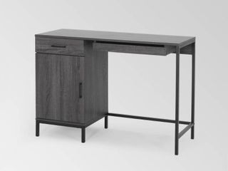 Contemporary Faux Wood Computer Desk by Christopher Knight Home  Retail 163 99
