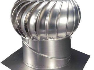 lomanco BIB 12 MIll Whirlybird Turbine Ventilator