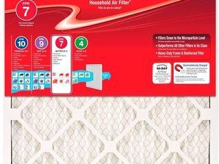 Case of 12 Honeywell 14 x 30 x 1 FPR 7 Allergen Plus Air Filters