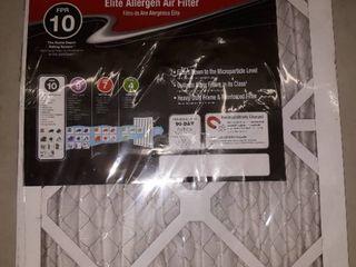Honeywell 12x25x1 Air Filter FPR 10