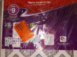 Honeywell 12x12x1 FPR9 AIR FIlTER