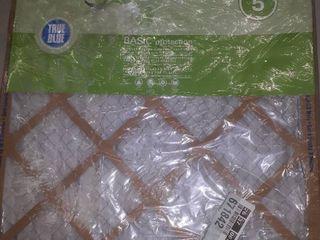 3 pack 20x20x1 True Blue Air Filters