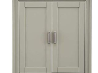 Home Decorators Collection Shaeyln Wall Cabinet  Sage Green