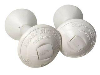 Super Star 3 3lbs Dumbell Set White