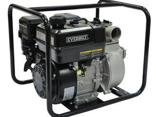 Everbilt 5 5 HP Gas Powered Utility Pump