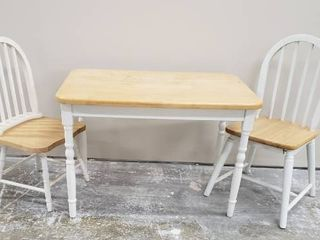 Battat Kids Table and Chair Set