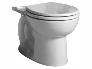 American Standard Cadet 3 FloWise Right Height Round Front Toilet Bowl