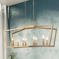 Modern Symmetrical Pendant lighting Metal