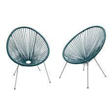 Acapulco light Blue Resort Grade Chairs