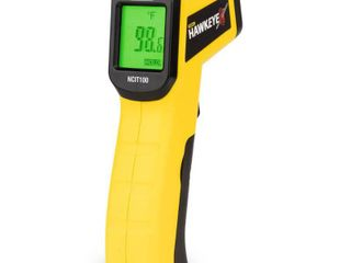 General Tools Hawkeye Non Contact Forehead Infrared Thermometer for Human Temperature Reading