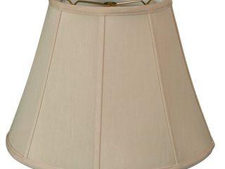 Royal Designs Deep Empire lamp Shade  Beige  8 x 14 x 11