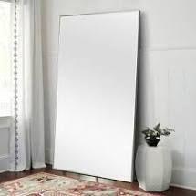 71 x31  Huge Modern Framed Full length Floor Mirror  Retail 337 49
