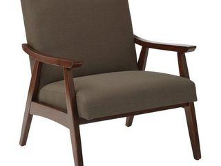 Carson Carrington Karkkila Mid century Arm Chair  Retail 232 99