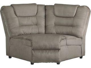 McCade Contemporary Wedge  Tan   69 W x 40 D x 42 H  Retail 859 99