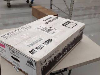 Peterson Real Fyre 18  G4 burner System  ng  Natural Gas  burner System Only log
