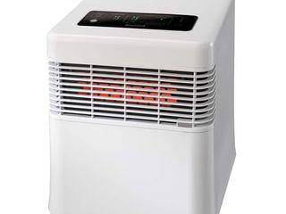 Honeywell White Energy Smart Infrared Heater