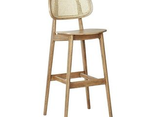 Brazil Counter Stool with Cane Back  Retail 254 99