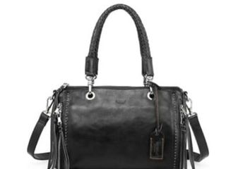 Old Trend lily Genuine leather Satchel B