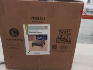 outdoor side table PF20203