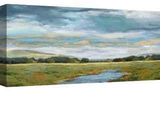 Canvas Art Print Itchen by Paul Duncan