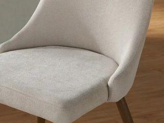 Carson Carrington Kaskinen Dining Chair  Set of 2  Retail 153 99