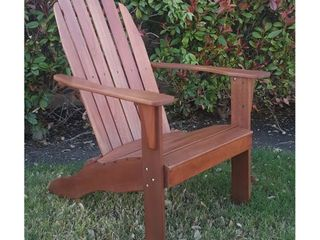 Cambridge Casual Alston Adirondack Chair with Tray Table  Retail 109 99