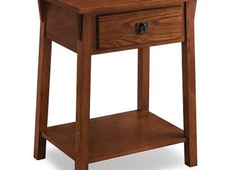 Nightstand Brown   leick Home