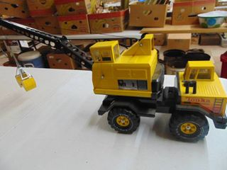 Tonka Dirt loader