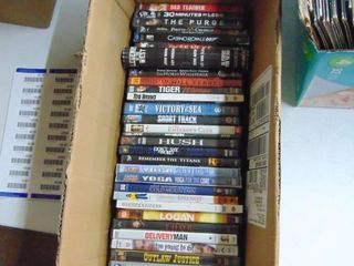 20  Assorted DVD s