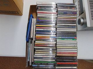80  Assorted CD s