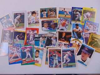 Cal Ripken Jr  Baseball Card lot of 30
